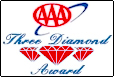 AAA 3-diamond logo