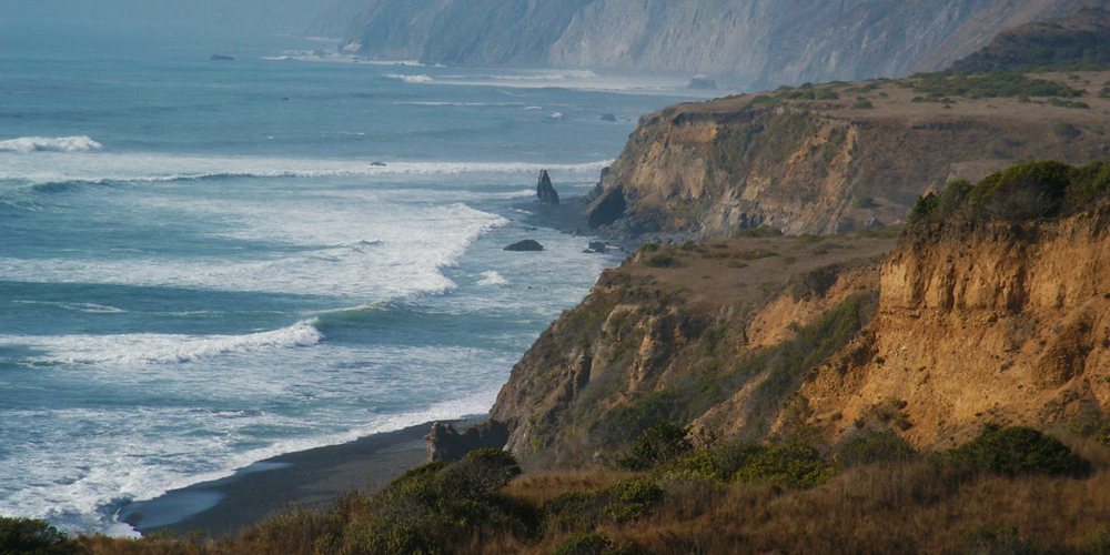 California's Lost Coast, in Shelter Cove